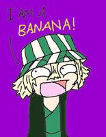 Kisuke the Banana by TheShopkeeper