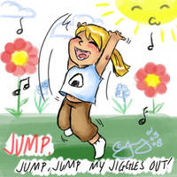 Jump My Jiggles Out by Amyln