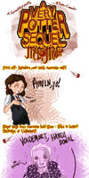 Very Potter Sequel Meme by Amyln
