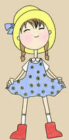 Mary's Little Dress by Amyln