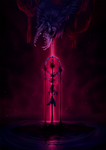 The Corrupted Dream [+speedpaint] by Sekares-Arisawa