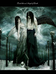 Touch like an Angel of Death by VvBornOfDesirevV