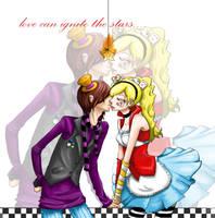 Secret Valentine Finished by Heather-Scribble