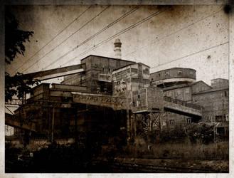 Coal Mine by BreathOfIndustry