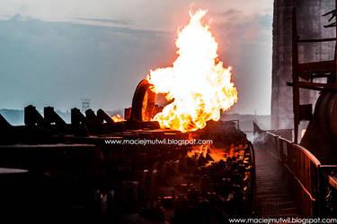 Ognie koksowni by BreathOfIndustry