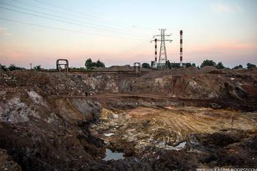 szopienicki wasteland by BreathOfIndustry