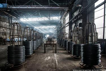 W hali linodrutu by BreathOfIndustry