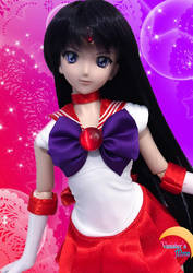 Sailor Mars - 33 by djvanisher