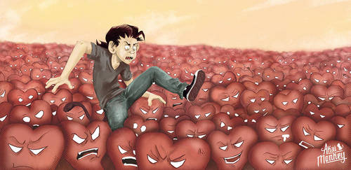 Nightmare of Joey by Akai-Monkey