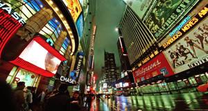 NYC - Times Square II by PeeAsH