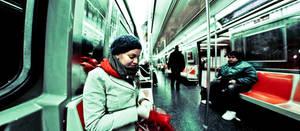 NYC - Subway II by PeeAsH