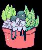 F2u plant pixel by prickIypear
