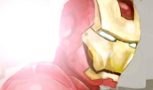 Iron Man by Rin171