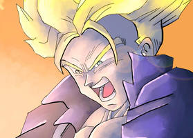 Oh Trunks by Rin171