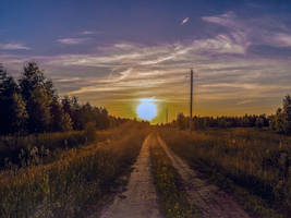 I follow the sun by OlgaCherkasova