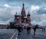 Saint Basil's Cathedral by OlgaCherkasova