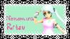 Nonomura Ritsu Stamp!~ by Cherii-pipa