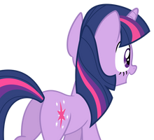 Twilight Sparkle at the spa by Pikamander2