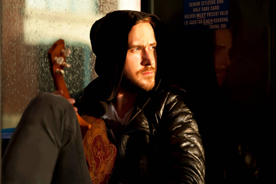 Ryan Gosling-Digital Painting by jennyjen91