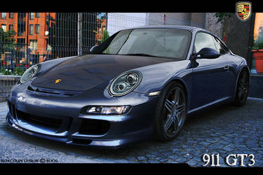 Porsche 911 GT3 by Noxcoupe-Design