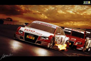 Audi A4 DTM by Noxcoupe-Design