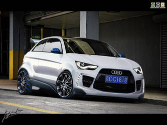 Audi A1 by Noxcoupe-Design