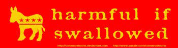 Harmful if Swallowed no. 2 by RedTusker