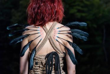 black swan by sentimentalcannibal