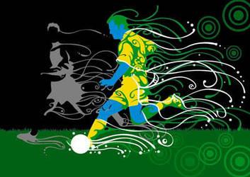 Futebol by waltertierno