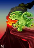 Dinoflash by waltertierno