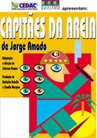 Cartaz Capitaes da Areia by waltertierno