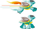 Super Tartaruga by waltertierno