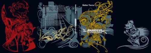 Anardeus No Calor Da Destruicao Capa-1 by waltertierno