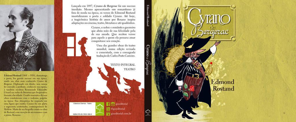 Cyrano by waltertierno