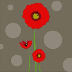 Poppy Remembrance Sunday by pickledjo