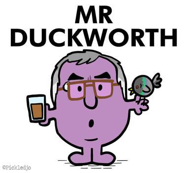 Jack Duckworth Mr Man Corrie by pickledjo