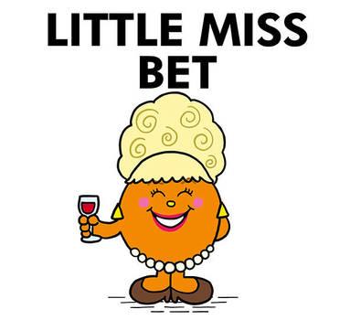 Little Miss Bet Lynch Mr Man Corrie by pickledjo