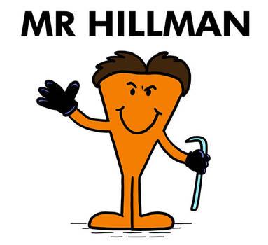Mr Hillman  Richard Corrie by pickledjo