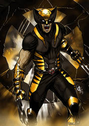 Wolverine Final by nielisson