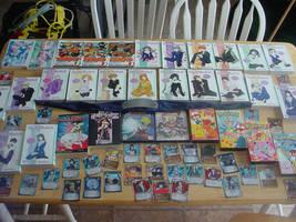 My Anime Manga Collection by BooBooKachoo