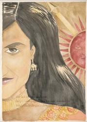 Arianne Martell by ladyclegane