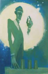 Magician by EllenBarkin