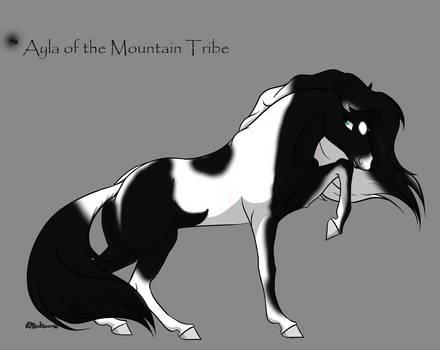Ayla of the Moutain Tribe by Teen-Lyoko-Fan7777