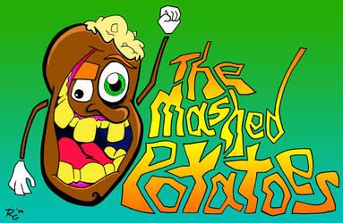 The Mashed Potatoes Logo by TahoeWolf