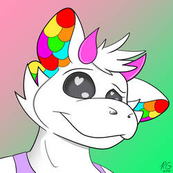 [Commission] Prism Icon by TahoeWolf