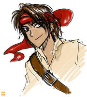Jack Sparrow, the novels... by pikapikashuichi