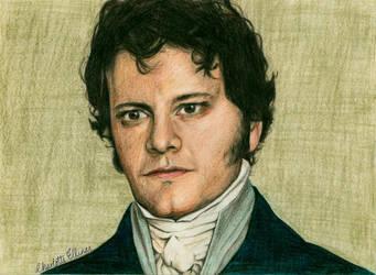 Mr Fitzwilliam Darcy by ArtbyCharlotte