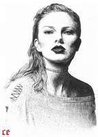 Here lies Taylor Swift's Reputation by ArtbyCharlotte