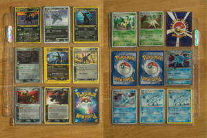 +Umbreon Leafeon Glaceon Cards by EeveeFanClub