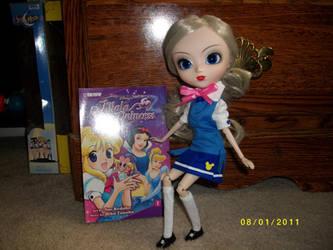 kilala princess by halliegirl09